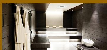 Turkish Hammam - Exhale Spa and Fitness Center - Battery Wharf Hotel, Boston, MA, USA