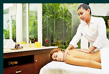 Massage Germaine de Capuccini Spa at Grand Miramar Puerto Vallarta