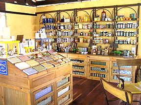 Spa L'Occitane Shop
