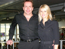 Laugar Health and Spa Center - Bjorn Leifsson and Disa Jonsdottir