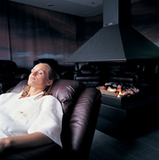 Laugar Health and Spa Center - relaxing room