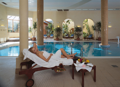 Marine Care Centre - Kempinski Hotel San Lawrenz, Gozo, Malta - Indoor Heated Pool