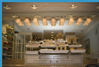 Sanno Spa Make-up Selection - Saybrook Point Inn & Spa, Old Saybrook, CT, USA