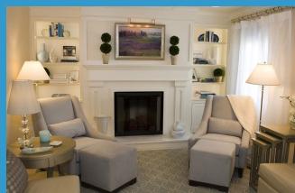 Sanno Spa relaxation room - Saybrook Point Inn & Spa, Old Saybrook, CT, USA