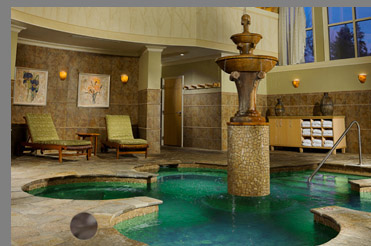 Skana Spa at Turning Stone Resort Casino,Verona, NY, USA