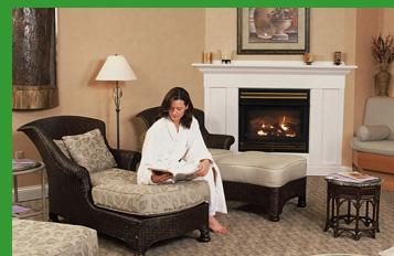 Spa at Stoweflake, Stowe, VT, USA - relaxation room