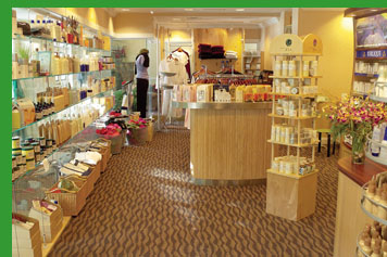 Spa at Stoweflake, Stowe, VT, USA - retail store