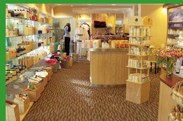 Spa at Stoweflake, Stowe, VT, USA - retail store