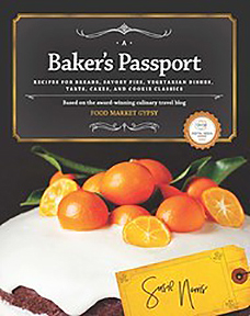 A  Baker's Passport  by Sussie Norris