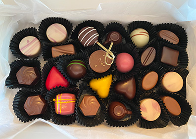 BE Chocolat - Assorted Chocolate - Photo By Luxury Experience