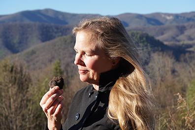 Author and Chef Susi Gott Seguret