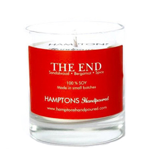 The End - Hamptons Handpoured - East Hampton, NY