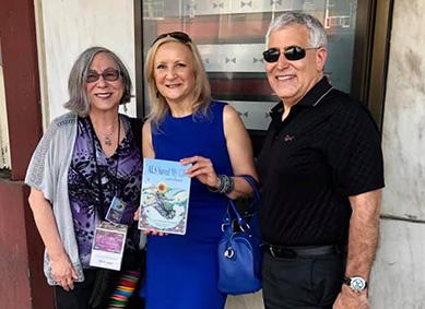 How ALS Saved My Life until it didn't - Joyce Kleinman, Debra C Argen, Edward F. Nesta - Photo by Luxury Experience