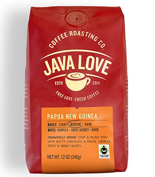 Java Love Coffee - Papua new Guinea