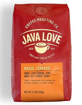 Java Love Coffee - Brazil Cerrado