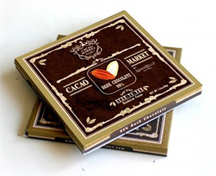 Cacao Market by MarieBelle - Single Origin Bean-to-Bar Dark Chcoolate