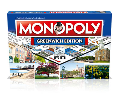 Greenwich Monopoly Gamebox