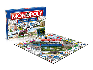 Greenwich Monopoly - Top Trumps USA Inc.
