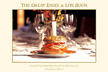 The Great Bagel and Lox Book