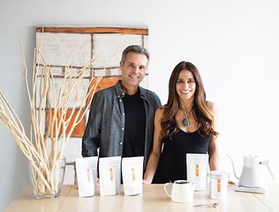 Alessandro and Tathiana Teixeira - Plain-T - Southampton, NY, USA