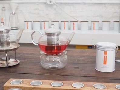 Plain-T - Detox Hibiscus Tea - Southampton, NY, USA - photo by Luxury Experience