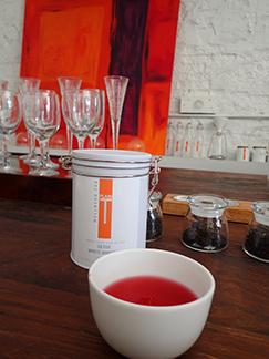 Plain-T - Handcrafted Tea - Southampton, NY, USA - photo by Luxury Experience