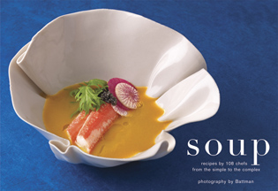 Soup Cookbook by Battman