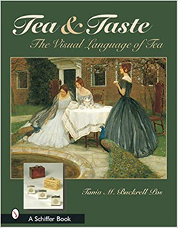 Tea and Taste - The Visual Language of Tea - by Tania M Buckrell Pos