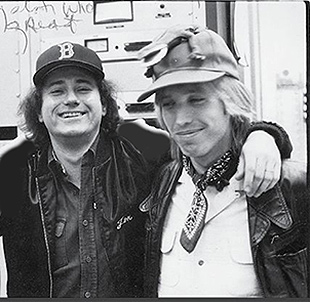 Jon Scott and Tom Petty