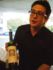 Malbec Importer at Malbec World Day in New York - Photo by Luxury Experience