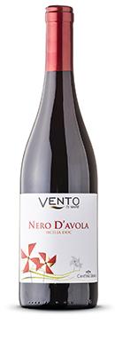 VENTO - Di Mare Nero d'Avola Organic Wine