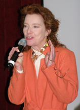 Karen MacNeil - Speaker, Author, Educator at Vino 2009